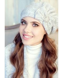 Комплект (берет+шарф) Landre Диана
