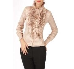 Шикарная офисная блузка