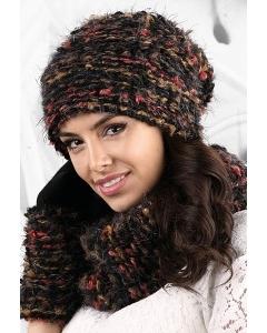 Комплект шапка и снуд Kamea Carini