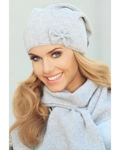 Женская шапочка с бантиком Kamea Alexia