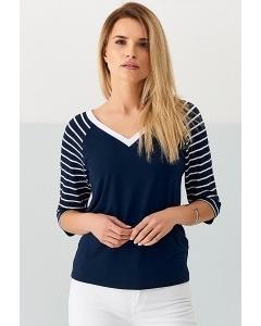 Трикотажная блузка из весенне-летней коллекции Sunwear Q08-4-30
