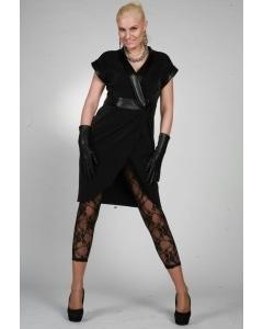 Шикарное платье-смокинг   9750