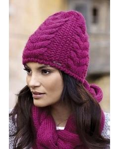 Женская шапка Kamea Idaho