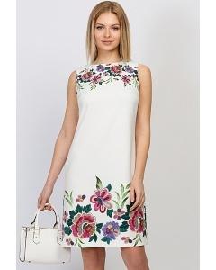 Красивое летнее платье Emka Fashion PL-463/klodi
