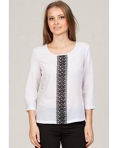 Белая блузка Remix 3716