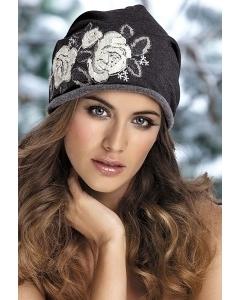 Женская удлиненная шапка Willi Gaja
