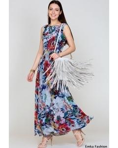 Хлопковое платье Emka Fashion PL-422/itotiya