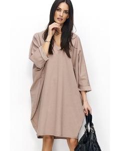 Платье oversize Niminou NU77