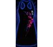 Мака-платье светится в темноте и ультрафиолете
