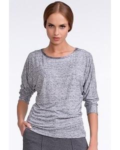 Блузка цвета светлый меланж Sunwear U33