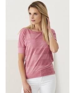 Розовая летняя блузка Sunwear Q17-3-18