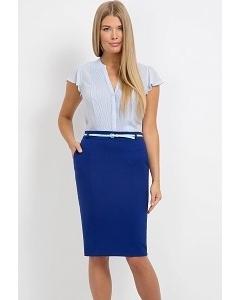 Офисная юбка Emka Fashion 556-afriza