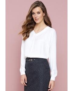 Блузка с V-вырезом Zaps Chica