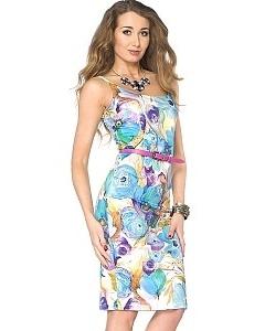 Летнее платье Donna Saggia   DSP-35-49