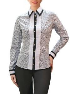 Женская рубашка Golub   Б857-1840-724