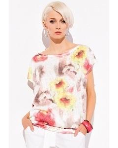 Цветочная блузка Zaps Perri