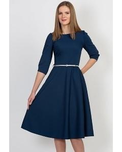 Платье синего цвета Emka Fashion PL-407/andrea