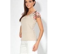 Летняя повседневная блузка | 3573
