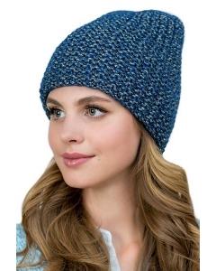 Женская шапка с люрексом Landre Меган