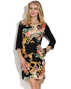 Стильное красивое платье Donna Saggia DSP-143-20t