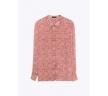 Изящная рубашка прямого кроя Emka B2412/relis