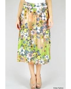Легкая юбка Emka Fashion 306-alala