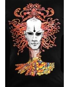 Мужская футболка Горгона