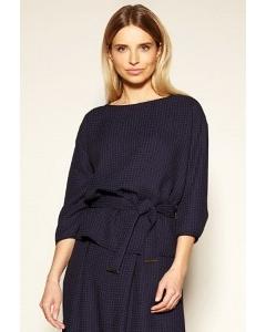 Блузка с поясом Zaps Nanette