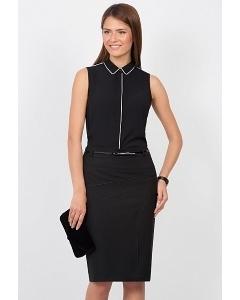 Чёрная юбка Emka Fashion 491-brianna
