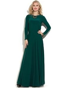 Длинное в пол платье Donna Saggia DSP-158-75t