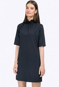 Короткое платье с рукавами до середины локтей Emka PL663/shelbi