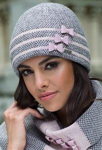 Элегантная женская шапочка Kamea Felicia