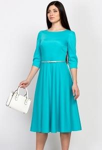 Летнее платье Emka Fashion PL-407/viorika