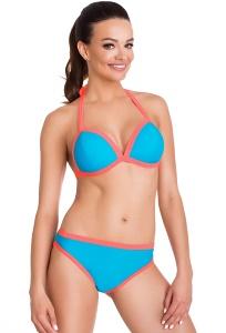 Сине-оранжевый купальник Primo 434/1