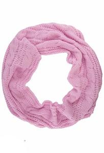Розовый снуд Conso Wear SN1608003