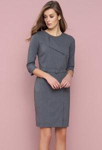 Женское платье с рукавом три четверти Zaps Seta