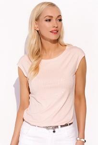 Блузка персикового цвета Zaps Zakira