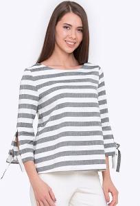 Летняя блузка-тельняшка Emka b 2236/tanya