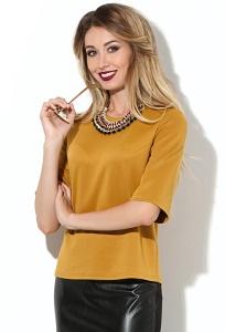 Блузка из плотного трикотажа Donna Saggia DSB-10-5t