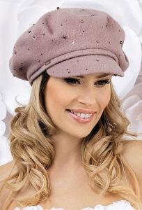 Женская объемная кепка Landre Mezo