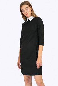 """Женское платье стиле """"восьмиклассница"""" Emka PL440/ofeliya"""