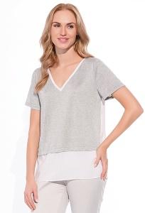 Двухслойная блузка Sunwear W66