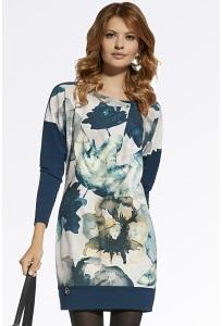 Осеннее платье Enny 220026