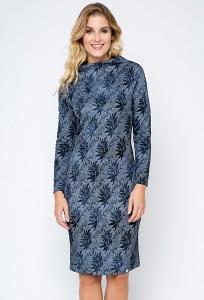 Осенне-зимнее платье Enny 240157