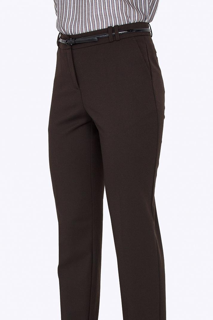 Классические брюки зауженные к низу с доставкой