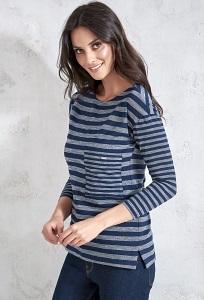 Полосатая блузка Sunwear V69-5-30