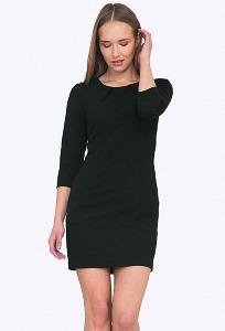 Маленькое черное платье Emka PL690/vilma