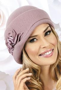 Женская шерстяная шапка Willi Selina