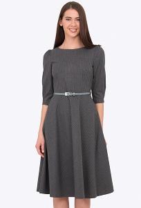 Женское платье классического силуэта Emka PL-407/bernessa