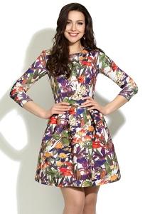 Коктейльное платье Donna Saggia DSP-21-57t